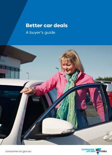 Better Car Deals Car Buyers Guide