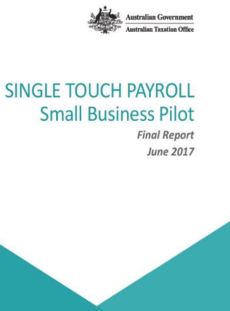 STP Small Business Pilot